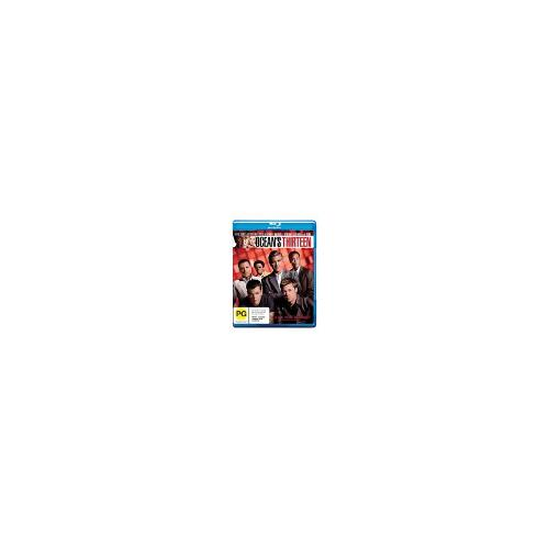 Ocean's Thirteen - Blu ray