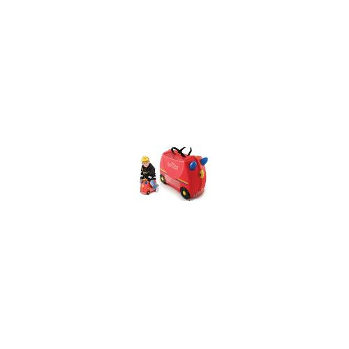 Trunki Ride On Case - Freddie the Fire Engine