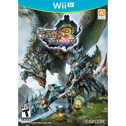 Monster Hunter 3 III Ultimate (Wii U)