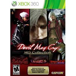 Devil May Cry HD Collection (360)