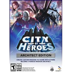 City of Heroes Architect Edition (PC)