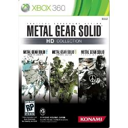 Metal Gear Solid HD Collection (360)
