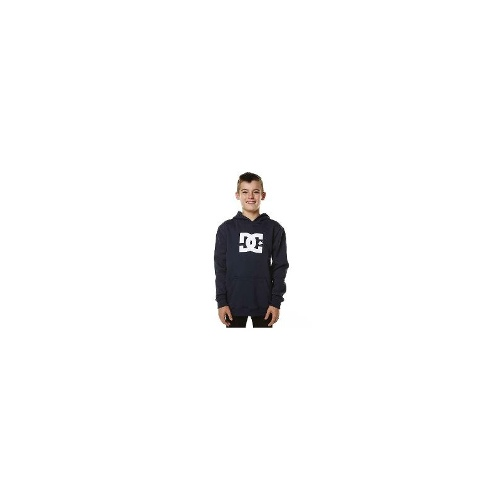 Dc Shoes - New Boys Dc Shoes Kids Boys Pullover Hood Fleece Size Medium