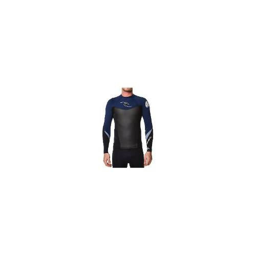 Rip Curl - Rip Curl Dawn Patrol 1-5mm Ls Jacket Size Medium