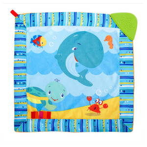 Teether Blanket