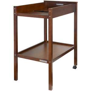 Childcare Balmoral Change Table - Walnut