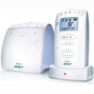Philips AVENT DECT Baby Monitor - SCD520