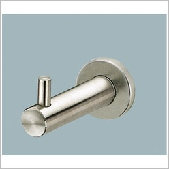Ostar - Robe Hook in Satinless Steel - Bathroom Accessories