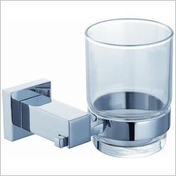 Kander - Modena Tumbler Holder in Chrome - Bathroom Accessories
