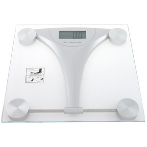 Weight Monitor Digital Glass Scale