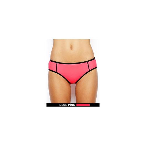 Juicy Couture Hipster Bikini Bottoms - Flo pink