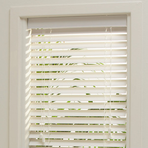 Windoware 90 x 210cm Eco Venetian Blinds - 50mm - White