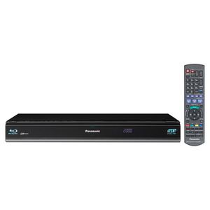Panasonic 3D FHD Blu-ray Player with Hdd 320GB
