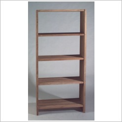Bay Street - Large Stripe Bookcase - Bookcases