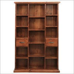 By Designs - Canterbury 2 Drawer Bookcase - Bookcases