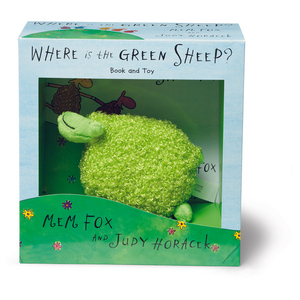 Where is the Green Sheep? - Gift Set