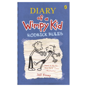 Rodrick Rules: Diary of a Wimpy Kid Volume 2