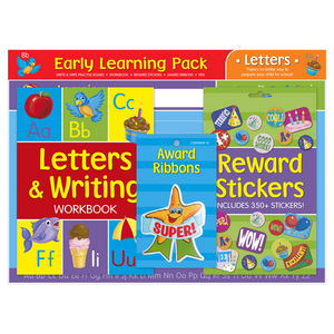 Early Learning Backpack Letters