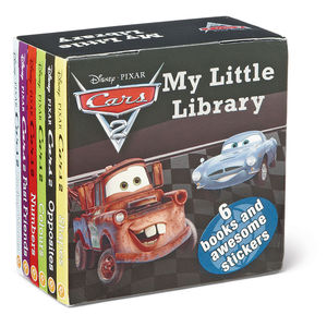Cars 2 My Little Library