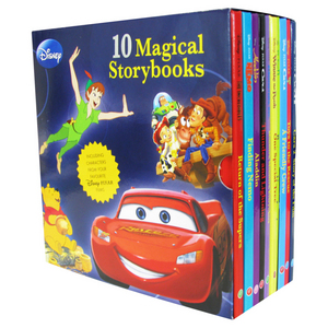 10 Magical Story Books for Boys