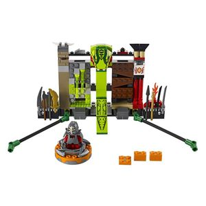 Lego Ninjago Training Set 9558