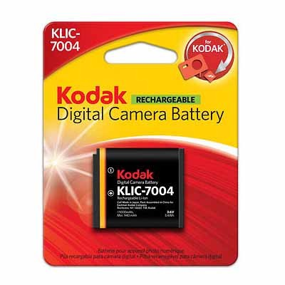 Kodak KLIC 7004 Battery