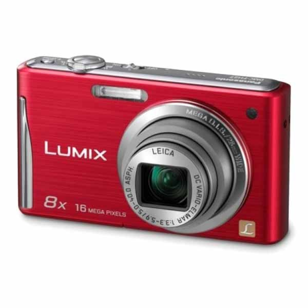 Panasonic Lumix DMC FH25 RED