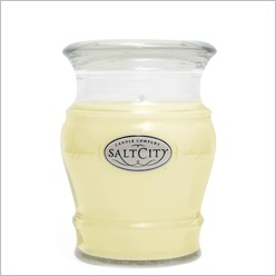 Salt City Candles - Baked Apple Candle Size: 285 grams - Candles & Candle Holders