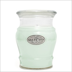 Salt City Candles - Cucumber Melon Candle Size: 285 grams - Candles & Candle Holders