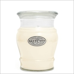 Salt City Candles - French Vanilla Candle Size: 450 grams - Candles & Candle Holders