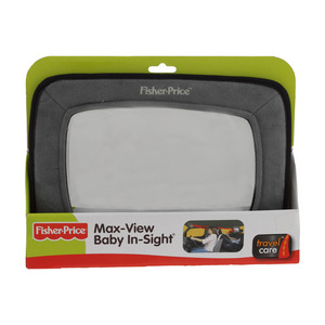 Fisher-Price Max-View Baby In-Sight Mirror.