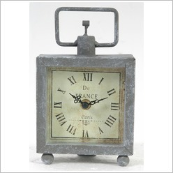 Phil Bee Interiors - Vintage France Clock - Clocks