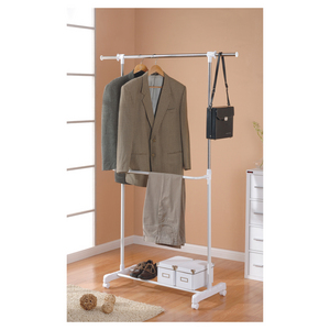 Mobile Clothes Rack