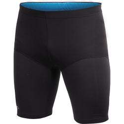 Craft Sportswear High-Performance Run Fitness Shorts (For Men) - 9310 BLACK/FOCUS ( L )
