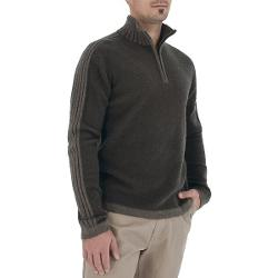 Royal Robbins Clagstone Sweater - Zip Neck, Long Sleeve (For Men) - CHARCOAL ( L )