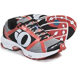Pearl Izumi syncroFuel Rd II Running Shoes (For Women) - WHITE/CORAL ( 8 )