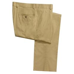 Riviera Hyde Dress Pants - Combed Cotton (For Men) - TAN ( )