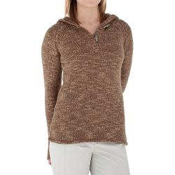 Royal Robbins Whistler Sweater - Hooded (For Women) - BURRO ( M )