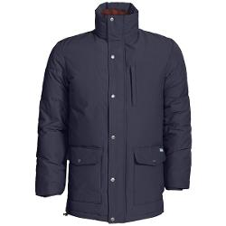 Woolrich Langhorne Down Jacket - 550 Fill Power (For Men) - DEEP NAVY ( M )