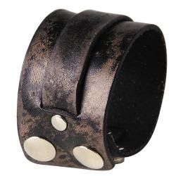 Classics77 Cuffs - Classics77 Distressed W Single Overlay Cuff By Classic 77