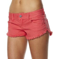 Billabong Womens Shorts Denim - Laneway Short By Billabong