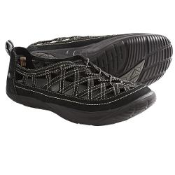 Kalso Earth Innovate 3 Shoes - Leather, Slip-Ons (For Women) - BLACK VINTAGE LEATHER ( 9 )