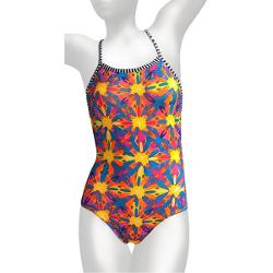 Dolfin Uglies Practice Swimsuit - 1-Piece (For Girls and Women) - BIJOU ( )