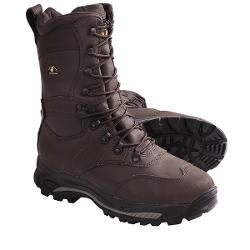 Golden Retriever 4767 Hunting Boots - Waterproof, Insulated (For Men) - BROWN NUBUCK ( 11 )