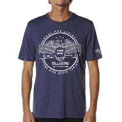 Billabong Mens Tees - Phoenix Tee By Billabong