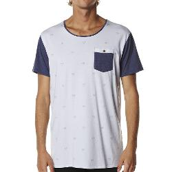 Billabong Mens Tees - Stratosphere Tee By Billabong