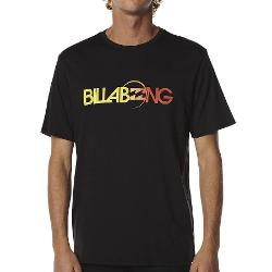 Billabong Mens Tees - Billabong Conquered Tee Size XXXL