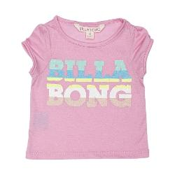 Billabong Baby Girls Tees - Billabong Tots Twinkle Tee Size 3