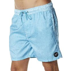 Billabong Mens Shorts - Billabong Sergio Texture Elastic Beach Short Size 32