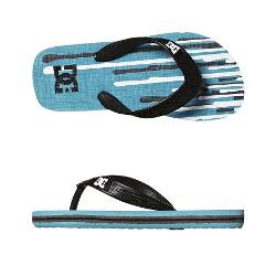 Dc Shoes Boys Shoes - Dc Shoes Kids Spray Thong Size 2